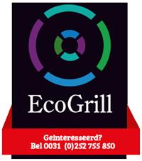 EcoGrill Logo en Telefoonnummer