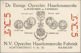 Haarlemmerolie