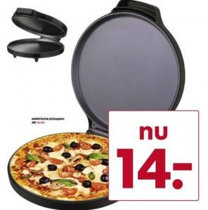 Elektrische Pizza Pan